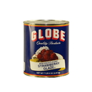 Globe Glaze Strawberry 1-#10 Container - 6 Containers Per Case
