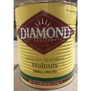 Diamond Small Walnut Pieces 4 Pounds - 6 Per Case