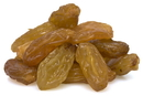 Commodity Raisins California Golden Raisins 30 Pounds - 1 Per Case