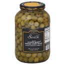 Seville 80116 Stuffed Olives Queen 150/160 Count 4-1 Gallon