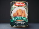 Dunbar 2004L603060001 6/10 Whl Swt Potato Dunbar Label