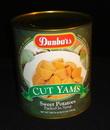 Dunbar 2009L603060001 6/10 Cut Sweet Potato Dunbar Label