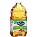 Ocean Spray 100% Apple Juice 60 Fluid Ounce Bottles - 8 Per Case