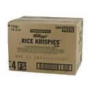Kellogg'S Kosher Rice Krispies Cereal 27 Ounce Bag - 4 Per Case