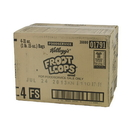 Kellogg'S Froot Loops Cereal Kosher 31 Ounce Bags - 4 Per Case