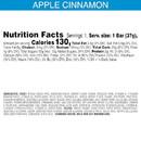 Kellogg'S Nutri-Grain Apple Cinnamon Cereal Bar 1.3 Ounces Per Bag - 16 Per Pack - 3 Per Case