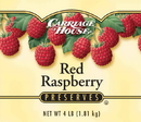 Carriage House 8 Lb Red Raspberry Preserves-Case Of 6