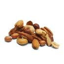 Azar Roasted Salted 50% Peanut Mixed Nut 2.3 Pound Bag - 6 Per Case