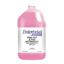 Detergent Liquid Pink Pot & Pan 4-1 Gallon