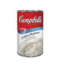 Campbell'S Classic Cream Of Mushroom Condensed Shelf Stable Soup 50 Ounce Can - 12 Per Case