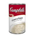 Campbell'S Classic Cream Of Potato Condensed Shelf Stable Soup 50 Ounce Can - 12 Per Case