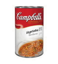 Campbell'S Classic Vegetable Condensed Shelf Stable Soup 50 Ounce Can - 12 Per Case
