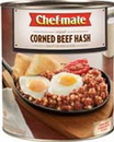 Chef-Mate 10050000051684 Chef-Mate Corned Beef Hash 6 X 107 Ounces