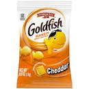 Pepperidge Farm Goldfish Cheddar Crackers .5 Ounce Bag - 100 Per Case