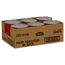 Diced Tomato In Juice 6-102 Ounce