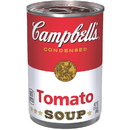Campbell'S Condensed Soup Red & White Tomato Soup 10.5 Ounce Can - 48 Per Case