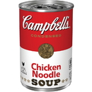 Campbell'S Condensed Soup Red & White Chicken Noodle Soup 10.5 Ounce Can - 48 Per Case