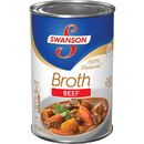 Swanson 2421 Soup Beef Broth 24-14.5 Ounce