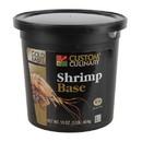 Gold Label No Msg Added Shrimp Base Paste 1 Pound Tub - 6 Per Case