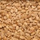 Azar Unsalted Dry Roast Peanut 2 Pound Bag - 3 Per Case