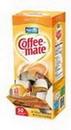 Coffee-Mate Hazelnut Single Serve Liquid Creamer .375 Ounces Per Cup - 50 Per Pack - 4 Per Case