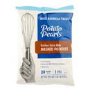 Potato Pearls(R) Golden Extra Rich Mashed Potatoes Seasoned 468 Servings (4 Oz) Per Case Convenient 12/29.6 Oz Pchs