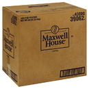 Maxwell House Coffee Regular Ground Coffee 2 Ounce Per Pack - 192 Per Case