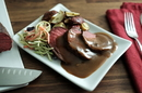 Vanee Roasted Beef Gravy 50 Ounce Cans - 12 Cans Per Case