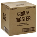 Seasoning Gravy Master Promo 4-1 Gallon