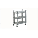 Vollrath 97112 Utility Cart 3 Shelf Plastic 1-1 Each