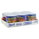 Planters Dry Roasted Salted Peanuts 52 Ounce Tin - 6 Per Case