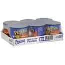 Planters Dry Honey Roasted Peanuts Tin 52 Ounces - 6 Per Case