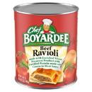 Chef Boyardee 6414481080 Chef Boyardee Beef Ravioli