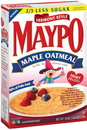 Cereal Maypo Vermont Style Natural Maple Flavor