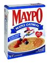 Cereal Maypo Oatmeal Maple Sodium-Free Instant