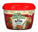Chef Boyardee 6414404709 Chef Boyardee Microwaveable Beef Ravioli 7.5 oz