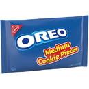 Oreo Medium Pieces 1 Pounds Per Pouch - 12 Per Case