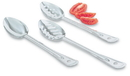 Vollrath Slotted Stainless Steel Serving Spoon - 1 Per Case