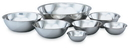 Vollrath 3 Quart Stainless Steel Mixing Bowl - 1 Per Case