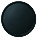 Cambro 1400CT110 Serving Tray Plastic Round 14 Inch Black 1-1 Each