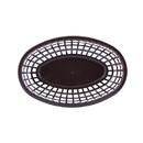 Tablecraft 9.375 Inch X 6 Inch X 1.375Classic Oval Brown Basket 36 Per Pack - 1 Per Case