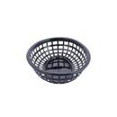Tablecraft 9.375 Inch X 6 Inch Classic Black Oval Basket 36 Per Pack - 1 Per Case