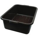 Tablecraft 1537BR Tote Box Brown 7