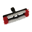 O-Cedar Commercial Plastic Swival Deck Brush 1 Per Pack