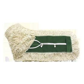 Case of 12 Carlisle 369814B00#20 5 Cotton Yarn Head Band Cut-End Wet Mop White