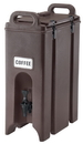 Cambro 500LCD131 Beverage Dispenser Plastic 4.75 Dark Brown 1-1 Each