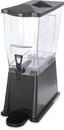 Carlisle 1085003 Dispenser Liquid Plastic Black 3 1-1 Each