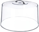 Carlisle Foodservice Products 251207 Cover 6 Inch Cake Pie Clear 1-1 Count