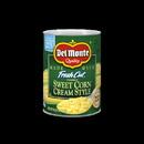 Del Monte Golden Sweet Cream Style Corn 14.75 Ounce Can - 24 Per Case