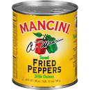 Mancini 04113 12/28Oz Fried Peppers With Onions